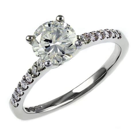 0 8 Carat Round Cut Loose Diamond EGL Certified E SI1 Free Ring 150627