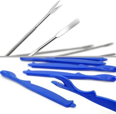 14 Piece Seafood Tools Crab Feast Nutcracker Shrimp Crab Pecan Leg Cra