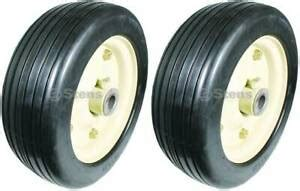 2 Pack Stens 175 767 Pneumatic Wheel Assembly Woods 15638