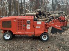 2013 Morbark D76 Stump Grinder with Wireless Remote 3056