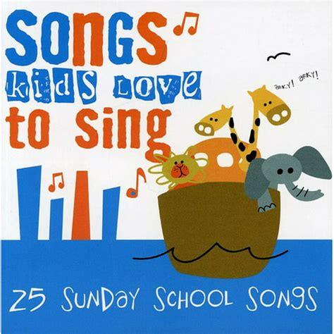 25 Sunday School Songs CD BRAND NEW STILL SEALED RARE