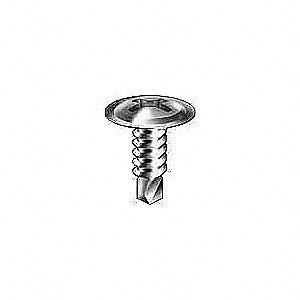 3 4 410 Stainless Steel Self Drilling Screw with K Lath Head Type and