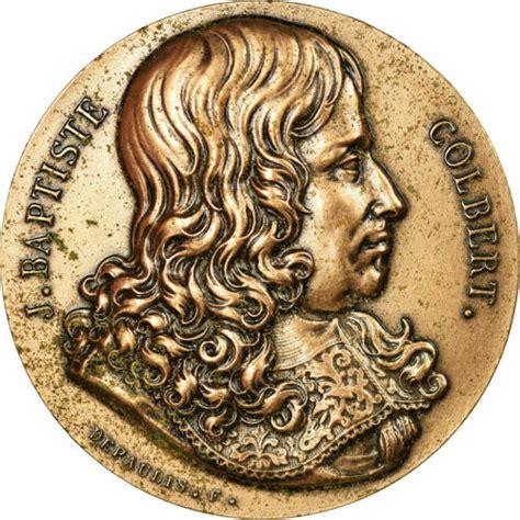 713142 France Medal Colbert Chambre de Commerce de Reims Depaulis AU