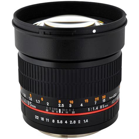 85mm f 1 4 AS IF UMC Lens for A Mount Lense