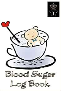 A Sound New You Blood Sugar Log Book Blood Sugar Chart Diabetic Log Bo