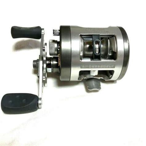 Abu Garcia Moram Sx3600C Hi Speed Spool