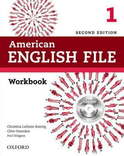 American English File Level 1 by Paul Seligson Clive Oxenden and Chris