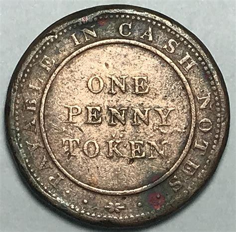 British Token Birmingham Union Copper Co 1812 Penny token