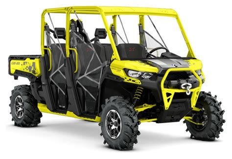 Can Am Owners Manual 2019 DEFENDER MAX X mr