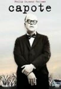 Capote Philip Seymour Hoffman 1 Disc Set DVD FACTORY SEALED