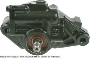 Cardone Industries 21 5852 Remanufactured Power Steering Pump W O Rese