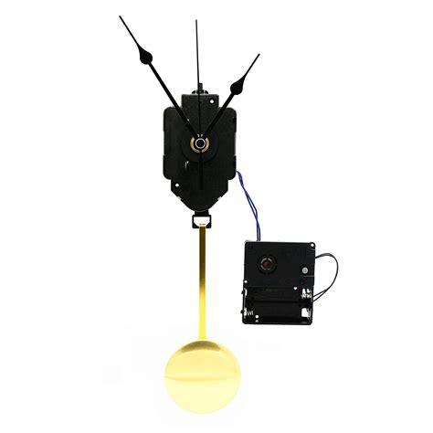 Chime Pendulum Clock Westminster Mechanism Chiming Kit Wall Movement M
