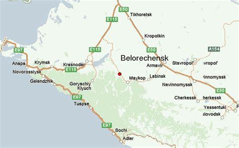 City Maps Belorechensk Russia