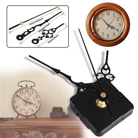 Clock Mechanism DIY Silent Quartz Watch Wall Clock Movement Mechanism
