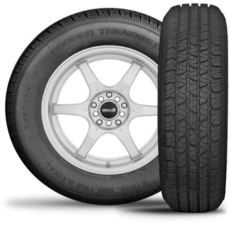Cooper Trendsetter SE 195 65R15 89S AS All Season A S Tire