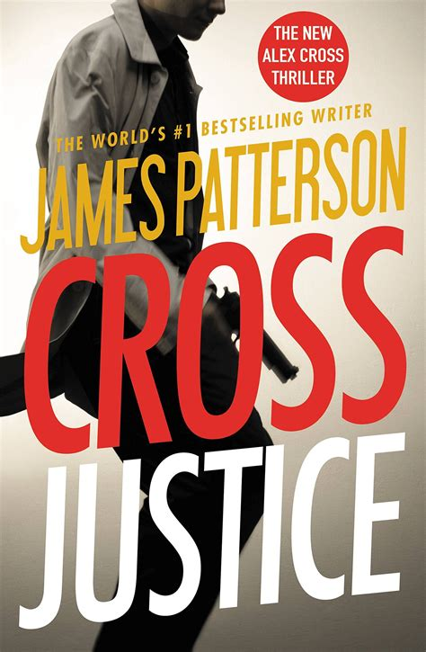 Cross Justice Alex Cross Patterson James Audio CD Used Good