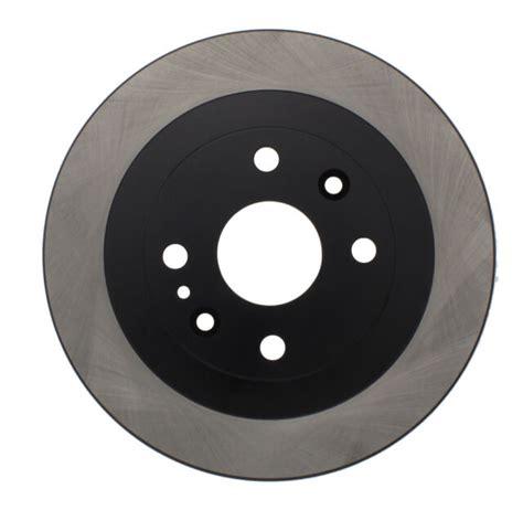 Disc Brake Rotor Premium Disc Preferred Rear Centric 120 80015