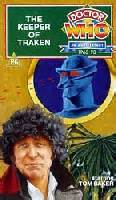 Doctor Who and the Keeper of Traken Dicks Terrance W H Allen