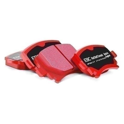 EBC Brakes DP3729C EBC Redstuff Ceramic Low Dust Brake Pads Fits 6 Pro