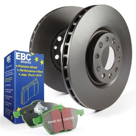 EBC Brakes S3KR1080 S3 Kits Greenstuff 6000 and GD Rotors Truck and SU
