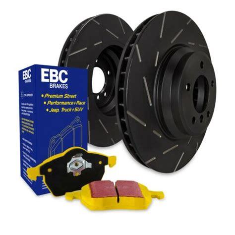 EBC Brakes S9KF1581 S9 Kits Yellowstuff and USR Rotors Fits 98 02 Acco