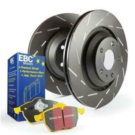 EBC Brakes S9KR1034 S9 Kits Yellowstuff and USR Rotors