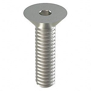Fabory 1 4 20 x 1 18 8 Stainless Steel Socket Set Screw with Plain Fin
