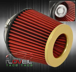 For Dodge 3 0 Air Filter Racing Piping Pipe Short Ram Cleaner Intake N
