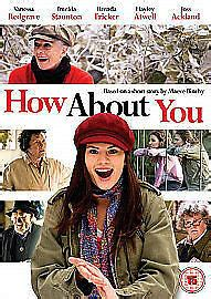 How About You DVD 2007 By Vanessa Redgrave Imelda Staunton