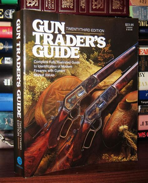 Long Christopher R Et Al GUN TRADERS GUIDE 23rd Edition