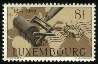 Luxembourg 261 264 set MLH VF