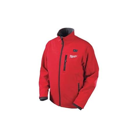 Milwauke 2341 L Milwaukee M12 Cordless Red Heated Jacket Kit La
