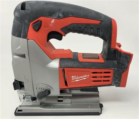 Milwauke 2645 20 Milwaukee M18 Cordless ithium Ion Jig Saw Bare