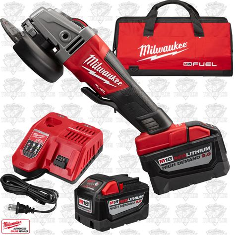Milwauke 2780 22HD Milwaukee M18 FUEL 4 1 2 5 Grinder Paddle