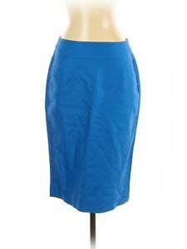 NWT J Crew Factory Store Women Orange Casual Skirt 2