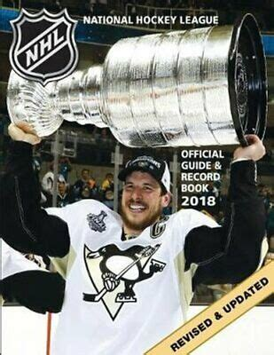 National Hockey League Official Guide amp Record Book 2018 97816293747