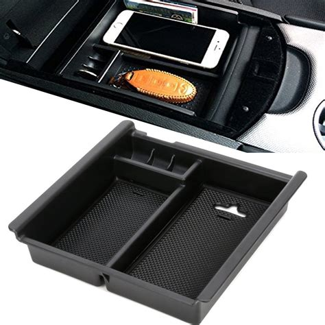 New Car Center Console Insert Organizer Tray Storage Box Fit For Tesla