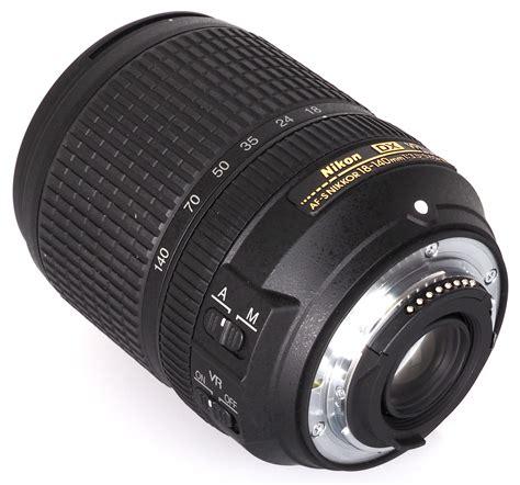 Nikon AF S DX NIKKOR 18 140mm f 3 5 5 6G ED VR Lens NI181403556