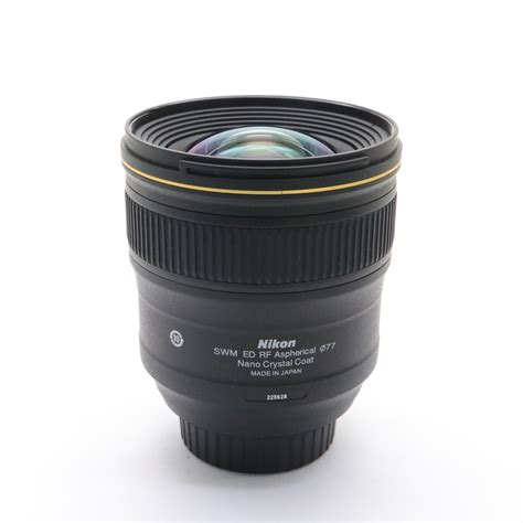 Nikon AF S NIKKOR 24mm F 1 4G ED Near Mint 219