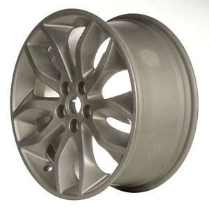 OEM Reconditioned 18X8 Alloy Wheel Black Full Face Painted 560 3810