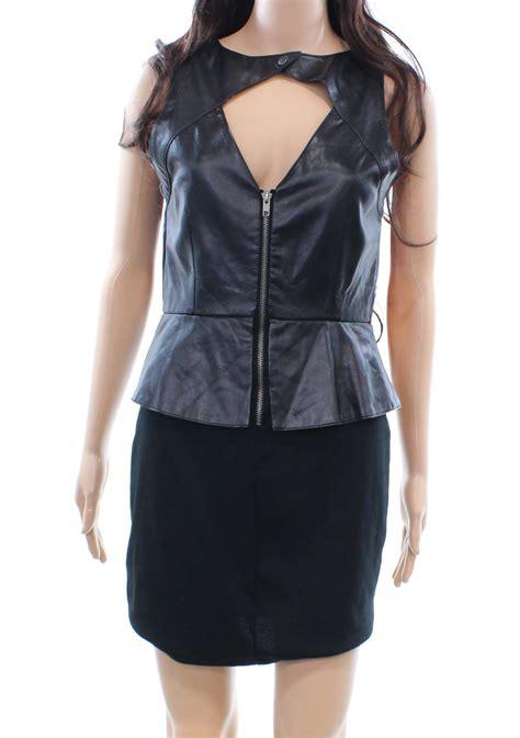 Petticoat Alley Women Black Casual Dress M