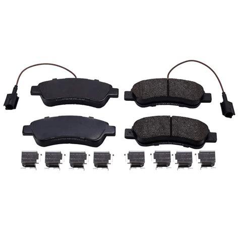 Power Stop Z17 Evolution Plus Disc Brake Pads for 2016 2018 Chevrolet