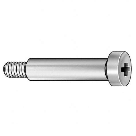 Precision Shoulder Screw 18 8 Stainless Steel 1 4 Shoulder Dia 3 4