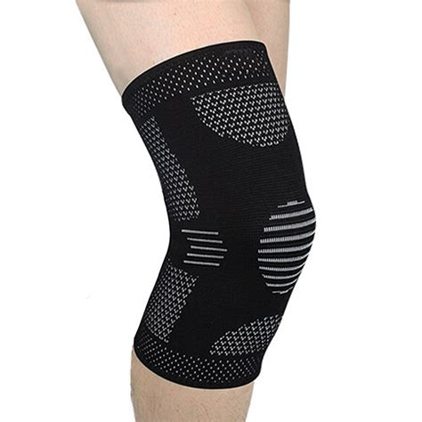 Pressing Kneepads Elastic Basketball Volleyball Knee Pad Protector Fit