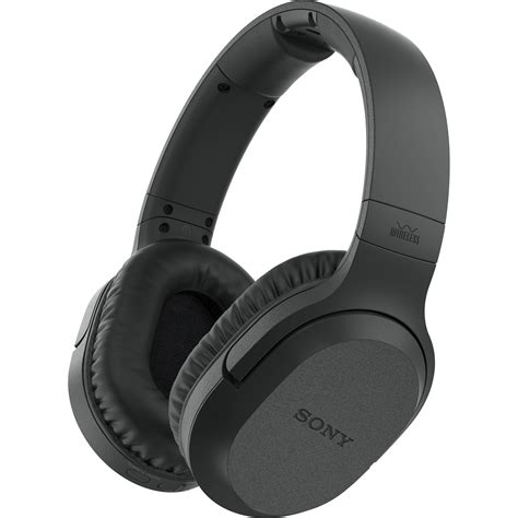Sony WH RF400 RF400 Wireless Home Theater Headphones FREE shipping