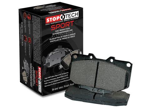 StopTech 102 05530 Brake Pads