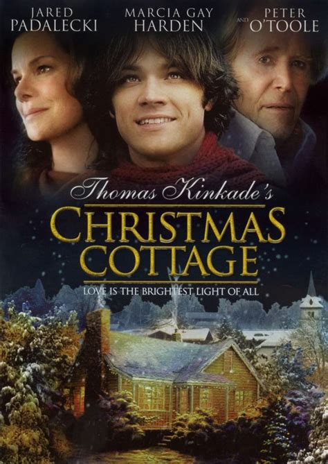 Thomas Kinkades Christmas Cottage DVD 2008 XMAS19
