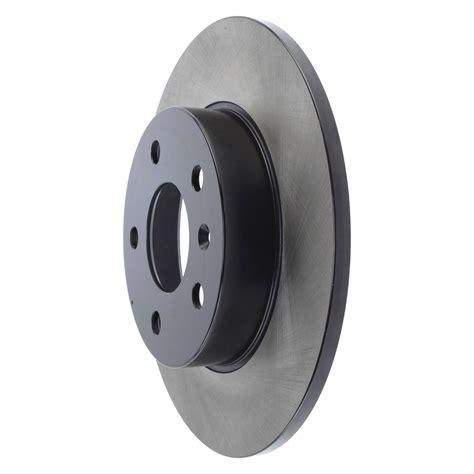 centric 125 62109 Brake Rotors